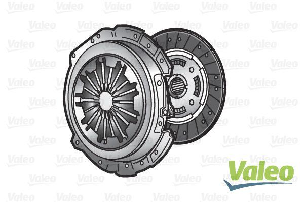 Комплект многодискового сцепления Valeo 841239