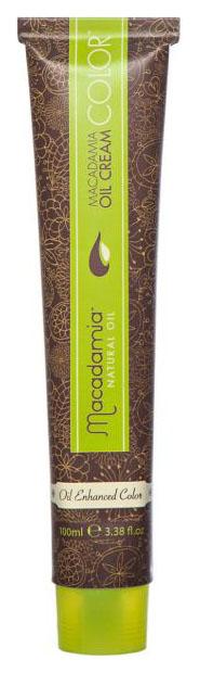 Купить Краска для волос Macadamia Oil Cream Color 6.03 Темный теплый блондин 100 мл