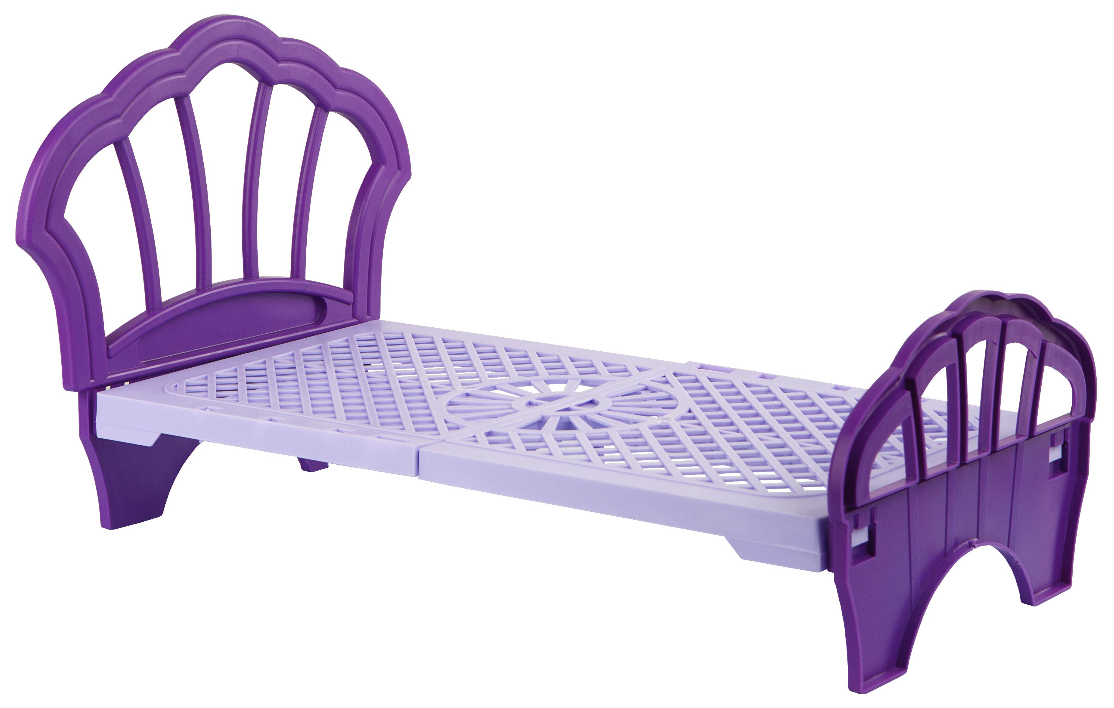 Кроватка Огонек Лира в ассортименте
