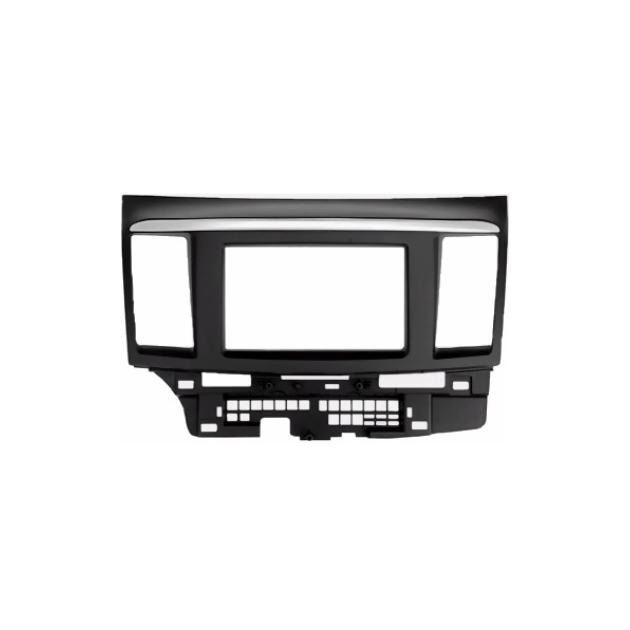 Переходная рамка для автомагнитолы Incar (Intro) RMS-N07 для Mitsubishi Lancer 2008 -2011, RMS-N07 для Mitsubishi Lancer (2008 - 2011)  - купить со скидкой