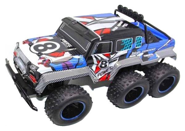 Купить Радиоуправляемая машинка YED гоночный пикап 6WD 1:10 2.4G, Радиоуправляемые машинки