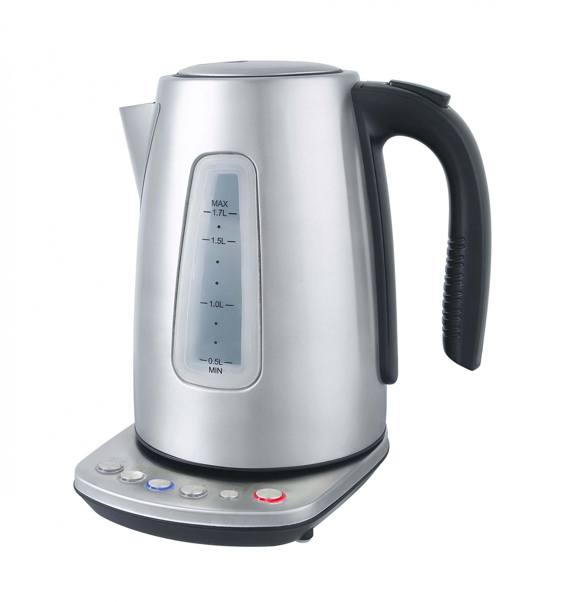 Чайник электрический Gemlux GL EK7720 Silver