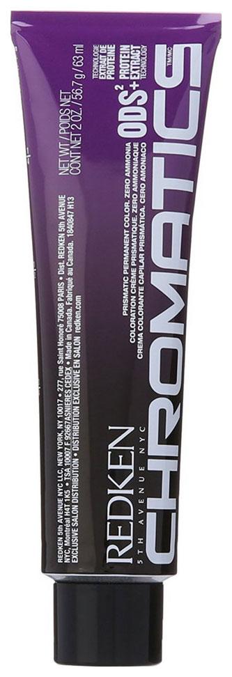 Краска для волос Redken Chromatics 4,03-4NW натуральный-теплый 60 мл