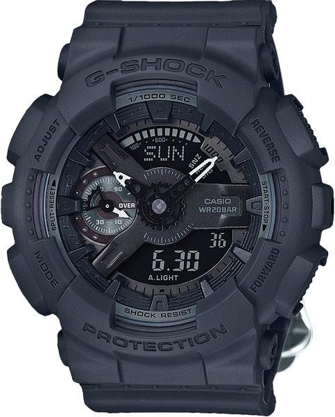 Японские наручные часы Casio G-Shock GMA-S110CM-8A с хронографом