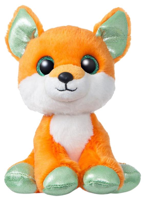 Купить Мягкая игрушка Aurora Лиса 18 см 171215A, Мягкие игрушки животные