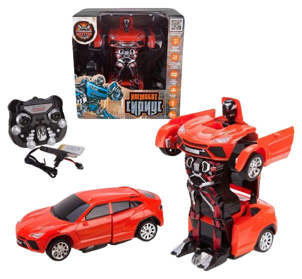 Радиоуправляемый робот Пламенный мотор Космобот Сириус 870338