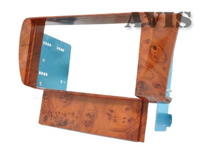 Переходная рамка 2DIN AVS500FR (#072) для LEXUS