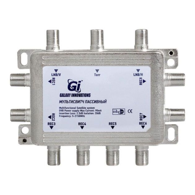 Мультисвитч Galaxy Innovations GI MP36