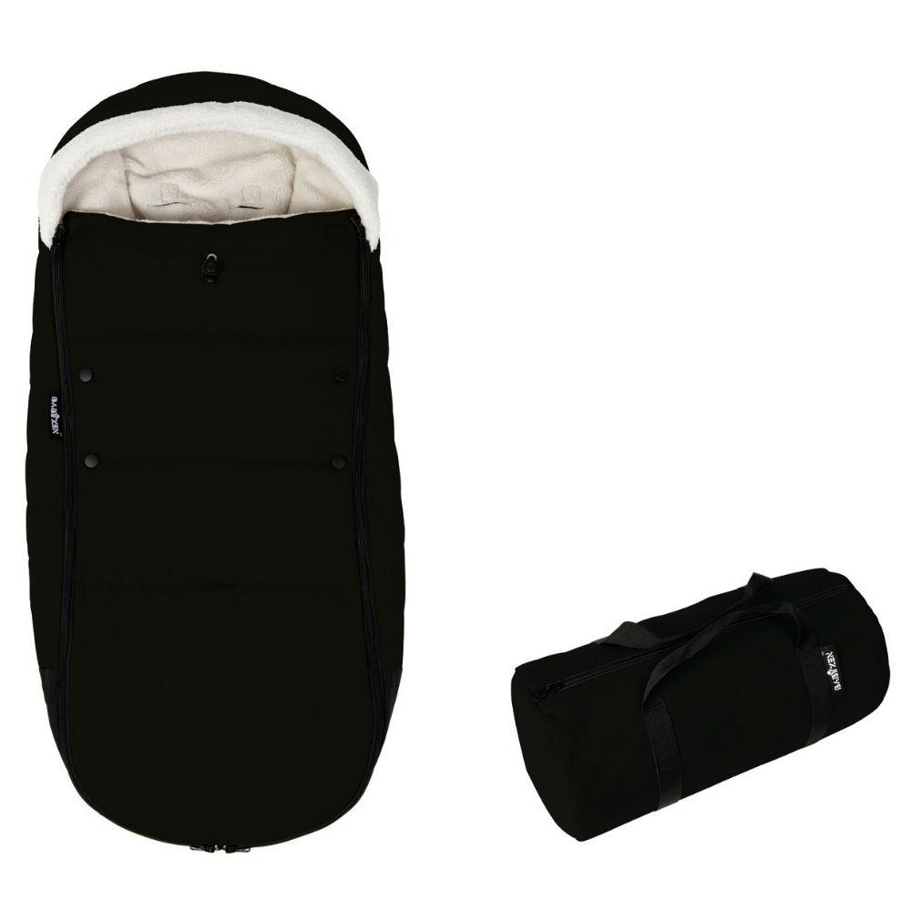 Конверт-мешок для детской коляски Babyzen yoyo+ black