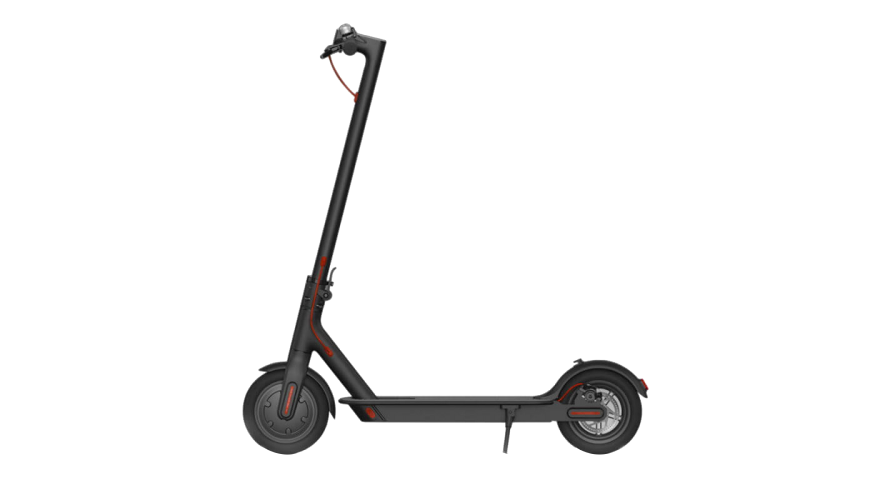 Электросамокат Carcam Electric Scooter black фото