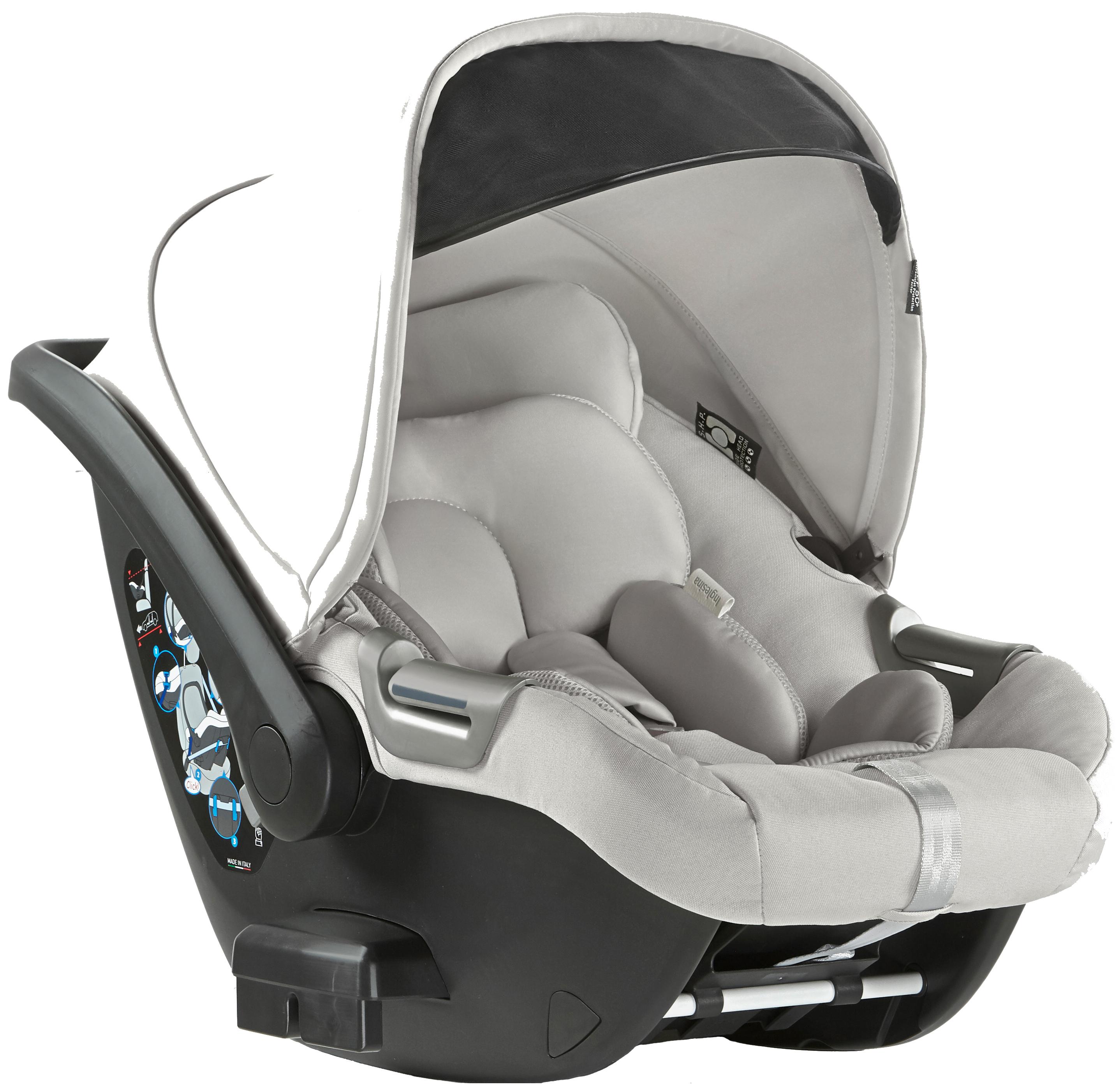 Купить Автокресло Inglesina Cab Iceberg Grey, Детские автокресла