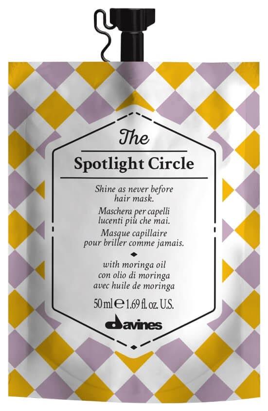 Маска для волос Davines The Spotlight Circle 50 мл