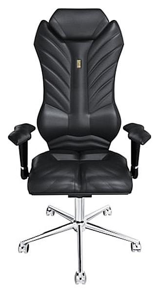 Кресло руководителя Kulik System Monarch 202, черный фото