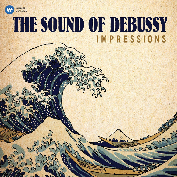 Claude Debussy Impressions - The Sound Of Debussy (LP) фото