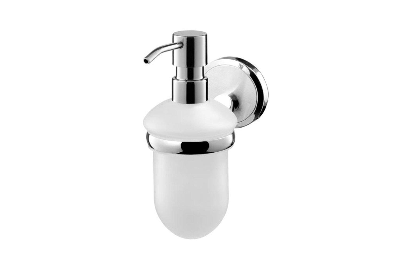 Дозатор жидкого мыла настенный Hoff Siesta