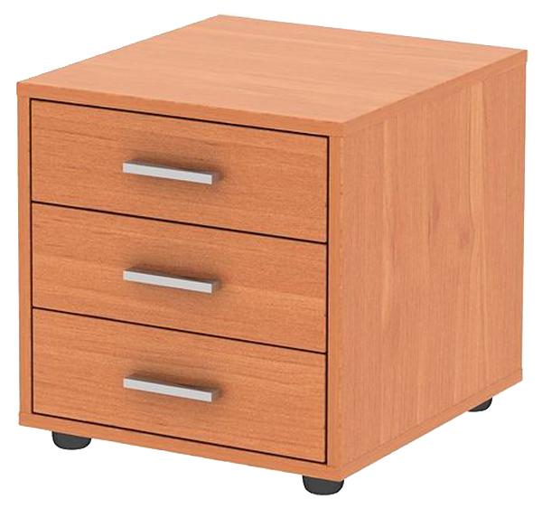 Тумба Осанка 3 ящика (цвет товара: ольха)