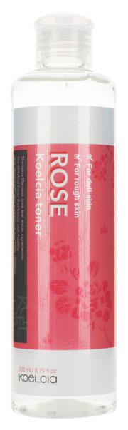 Тонер Koelcia Skin Care с экстрактом розы