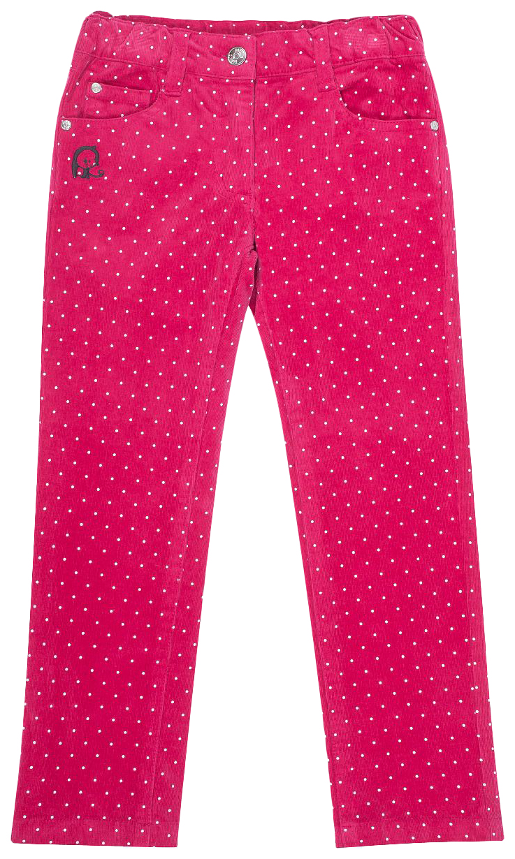 Купить Model, Брюки для девочки Barkito Котята в Амстердаме, розовые р.110, Детские брюки и шорты