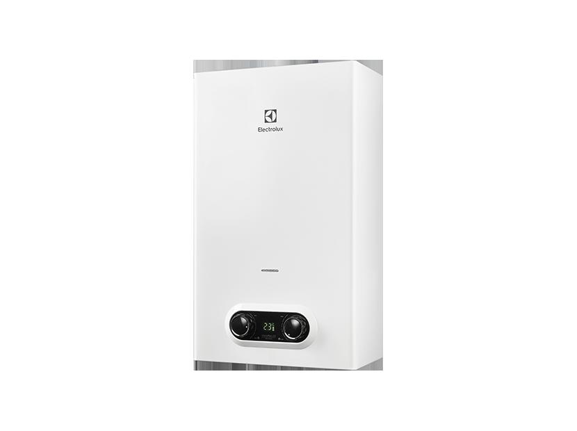 Газовая колонка Electrolux GWH 10 NanoPlus 2.0 white фото