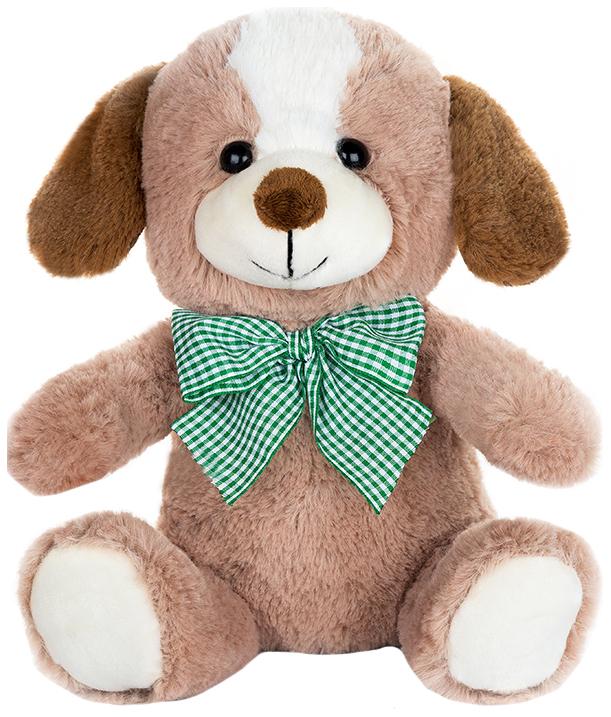 Купить Мягкая игрушка MAXIPLAY MP-071806 Щенок Тимка 20 см (озвученный), Мягкие игрушки животные