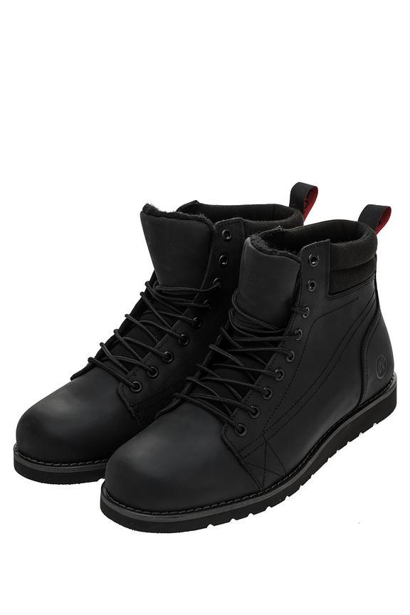 Ботинки мужские черные AFFEX 106-KA2-BLK-M