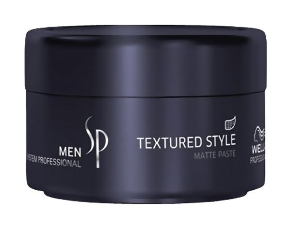 Паста для укладки волос Wella System Professional Men Textured Style