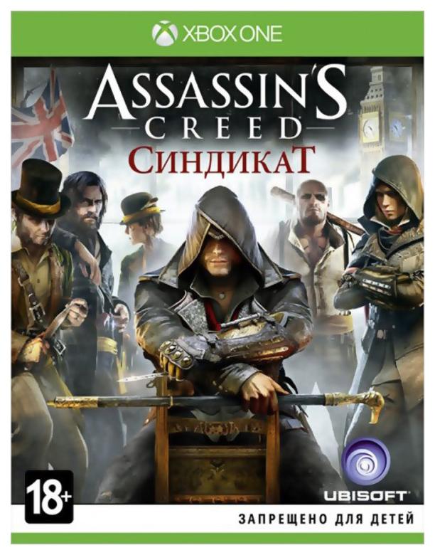 Игра Assassin's Creed: Синдикат для Xbox One Ubisoft