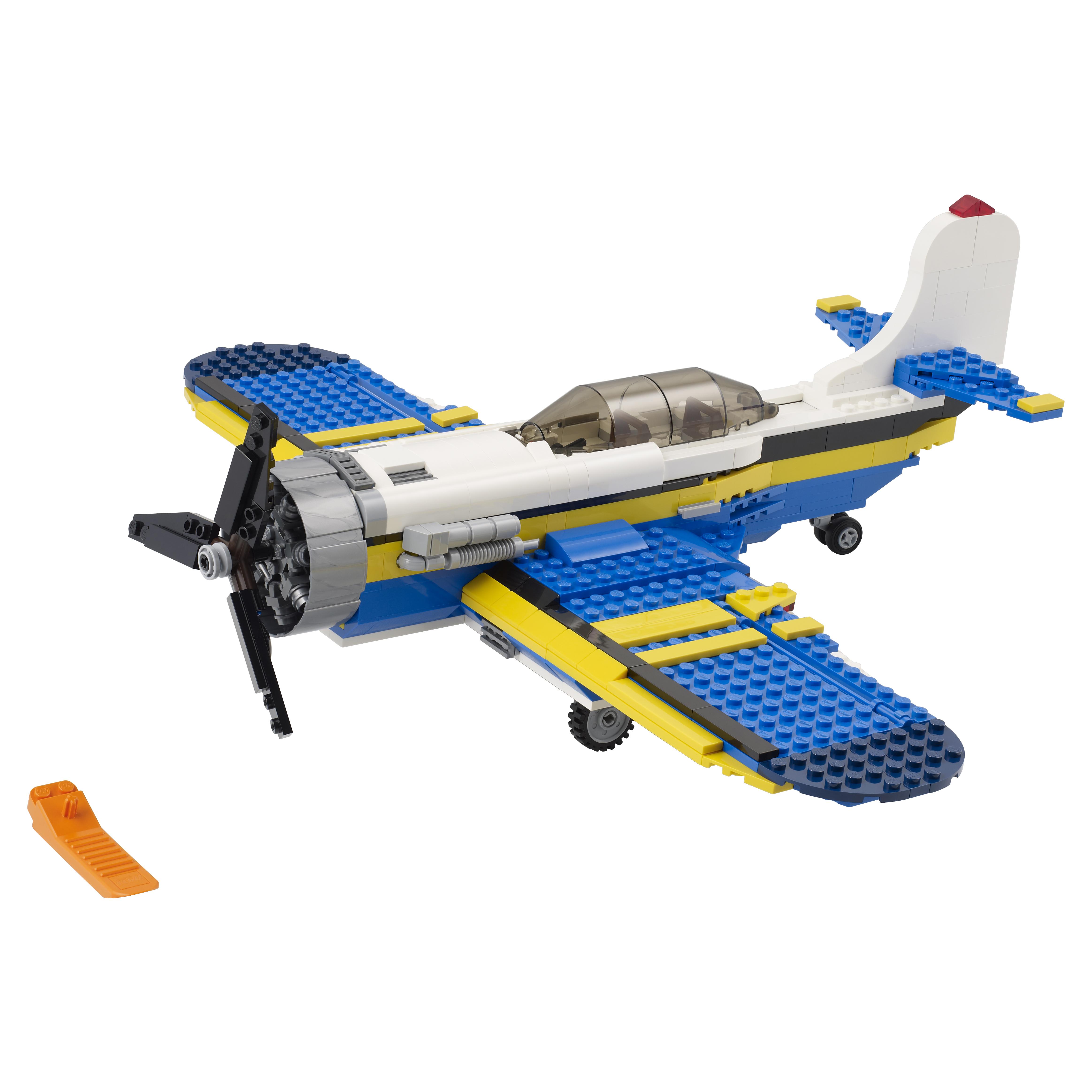 Конструктор LEGO Creator Авиационные приключения (31011) конструктор lego creator авиационные приключения 31011