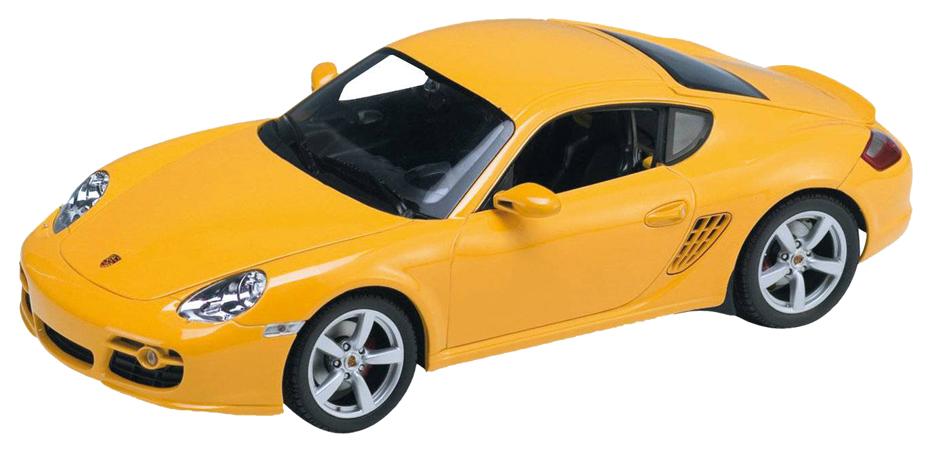 Купить Коллекционная модель Welly Porsche Cayman S 42374 1:34, Коллекционные модели