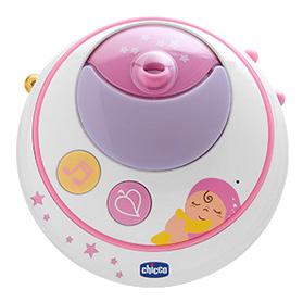 Мобиль для кровати Chicco Волшебные звезды, с д/у, розовая 617590
