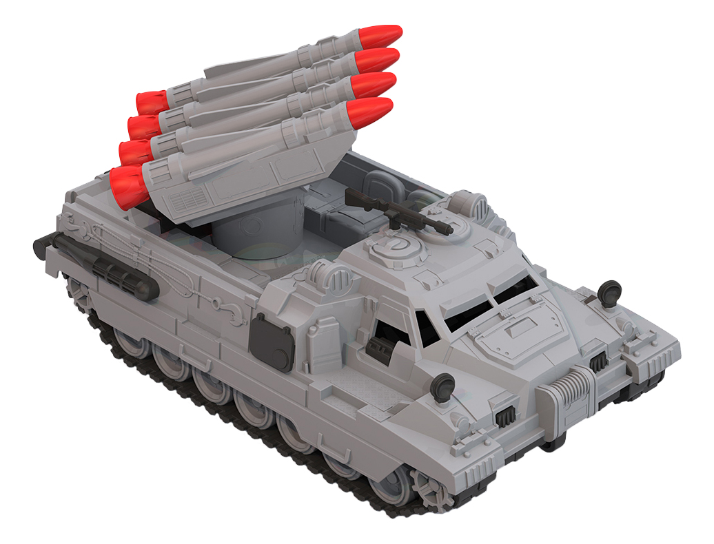 Купить Ракетная установка Морпех, Ракетная установка Нордпласт Морпех, НОРДПЛАСТ, Военный транспорт