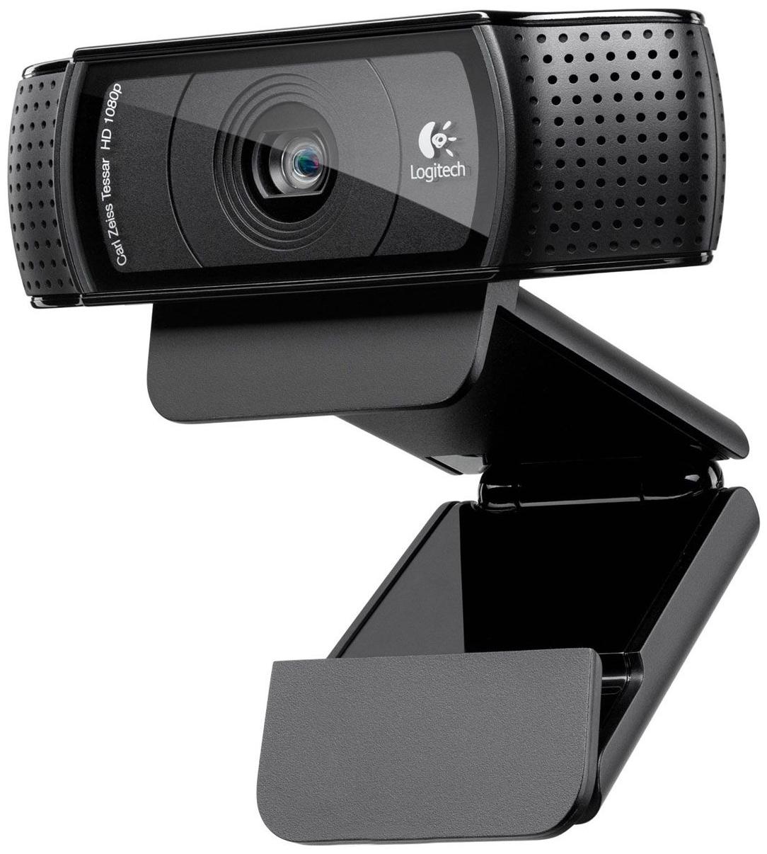 Web камера Logitech HD Pro C920