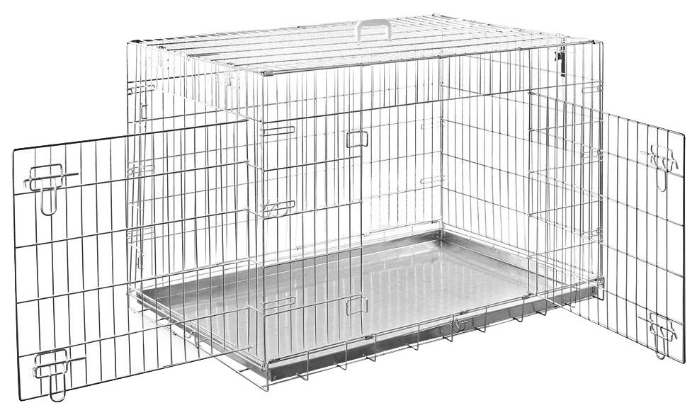 Клетка для собак Beeztees 75x69x109