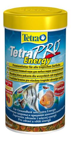Корм для тропических рыб Tetra TetraPro. Energy, дополнительная энергия, чипсы, 100 мл фото
