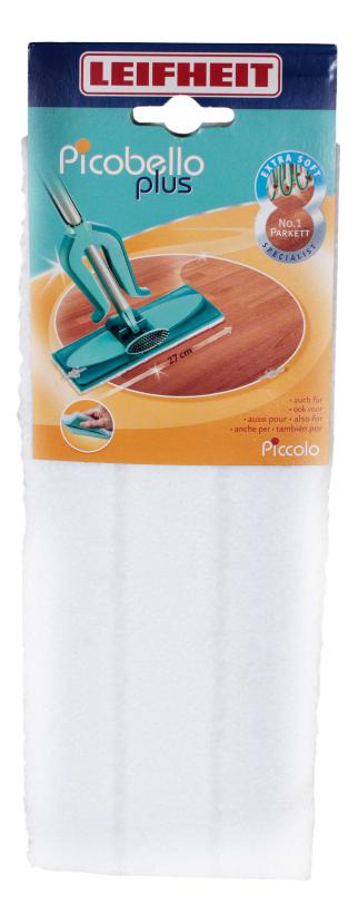Сменная насадка для швабры Leifheit Piccolo Extra Soft M 56609 фото