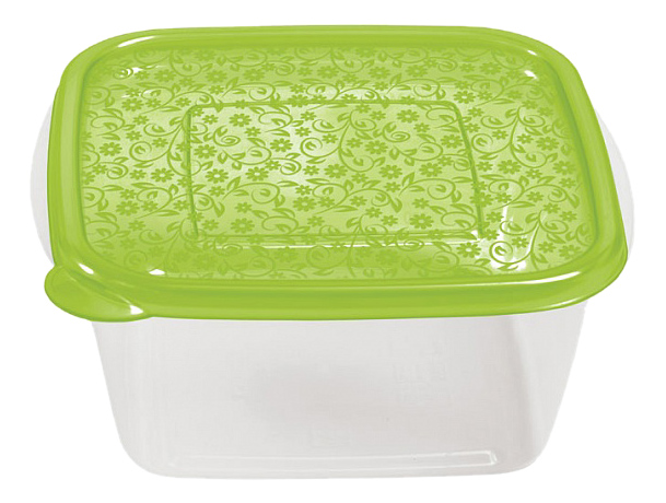Контейнер для хранения пищи Phibo Арт-Декор 4311477 2.1л фото