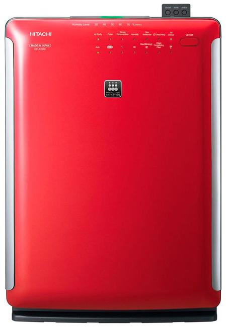 Мойка воздуха Hitachi EP A7000 RE Red