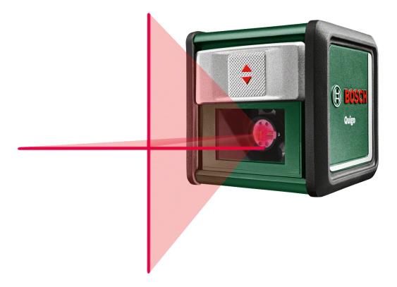 Лазерный нивелир Bosch Quigo III 603663520