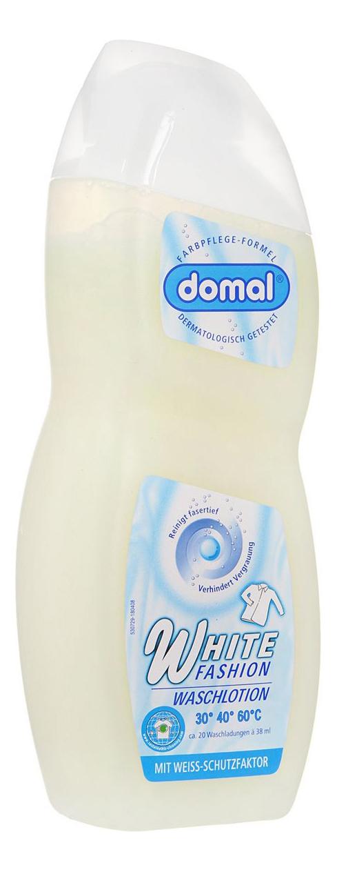 Гель для стирки Domal для белого белья 750 мл
