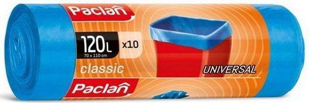 Мешок для мусора Paclan синий CLASSIC