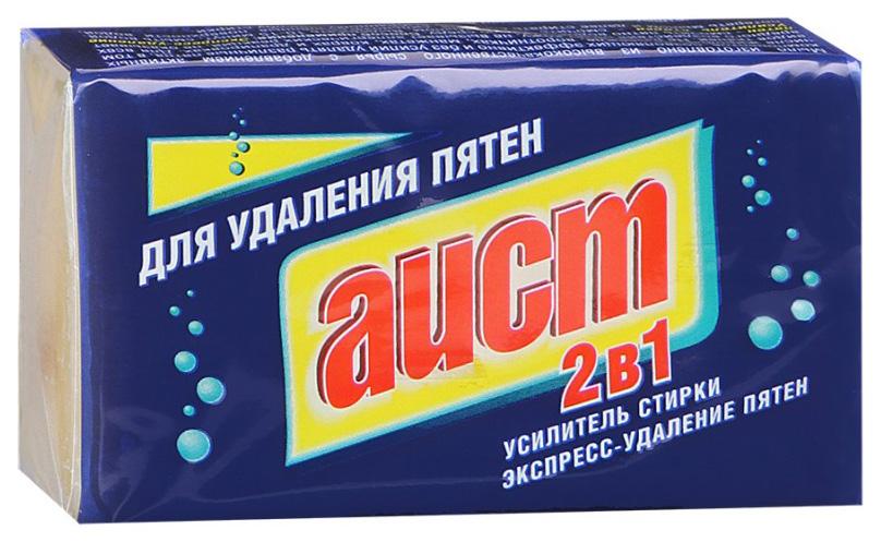 Хозяйственное мыло Аист для удаления пятен