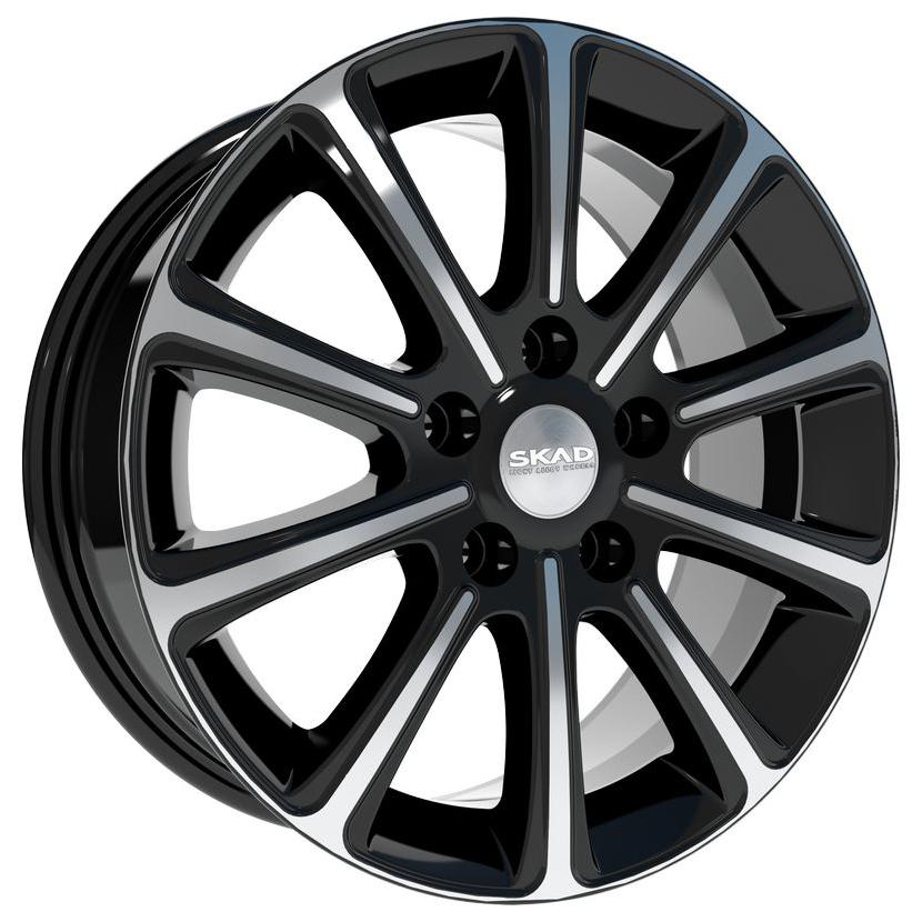 Колесные диски SKAD Милан R16 6.5J PCD5x114.3 ET45 D60.1 (2130505) фото