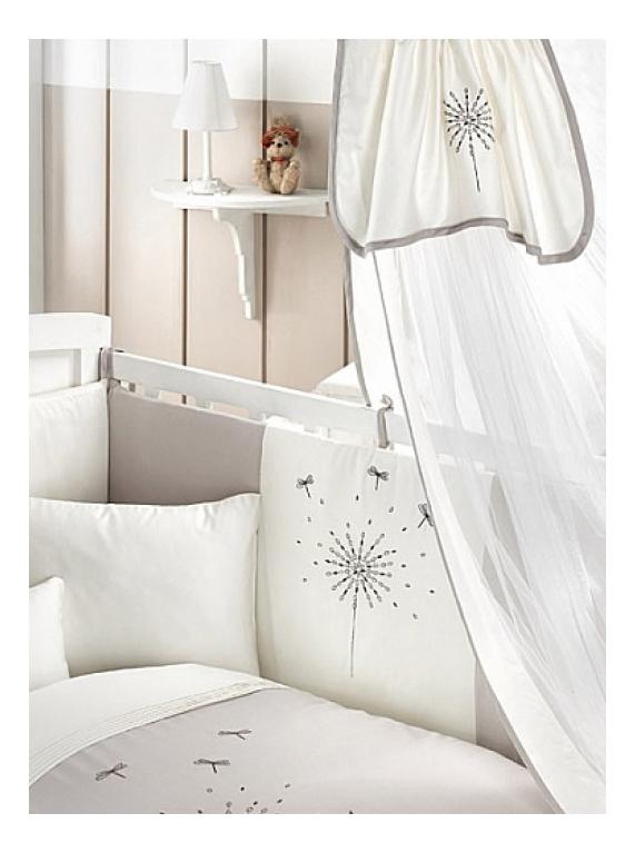 Балдахин для детской кроватки Bebe Luvicci My Flore