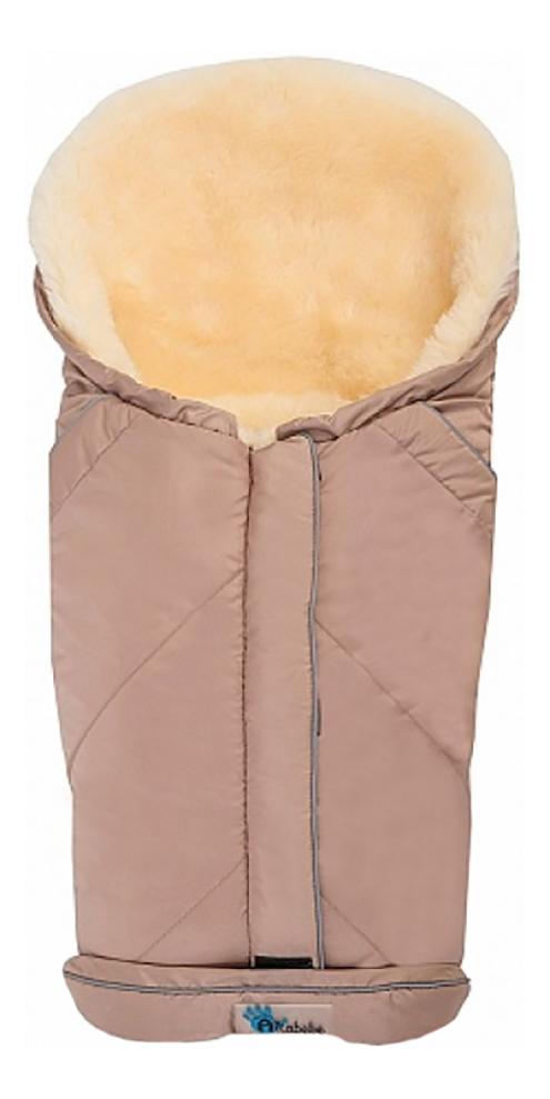 Купить Конверт-мешок для детской коляски Altabebe Lambskin-Car Seat Bag Beige,