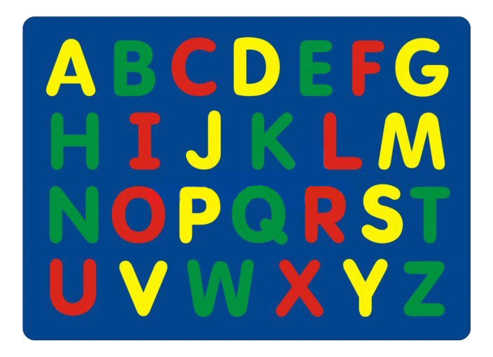 Мозаика Флексика Английский алфавит фото