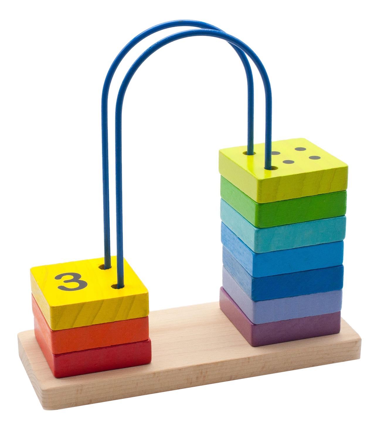 Деревянная игрушка для малышей Мир Деревянных Игрушек