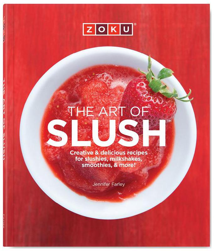 Книга Рецептов Zoku The Art Of Slush