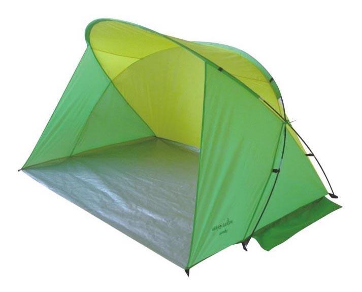 Палатка Green Glade Sandy одноместная зеленая