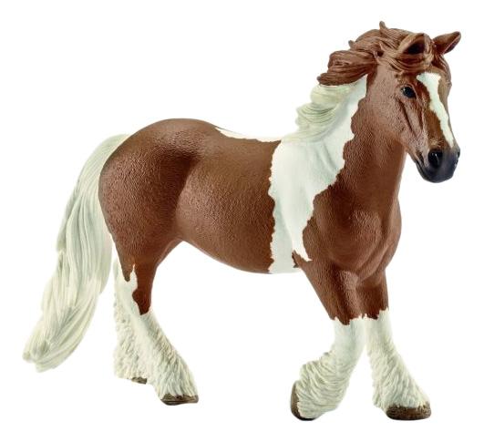 Купить Farm World Кобыла породы Тинкер, Фигурка лошадки Schleich Тинкер кобыла 13773, Фигурки животных