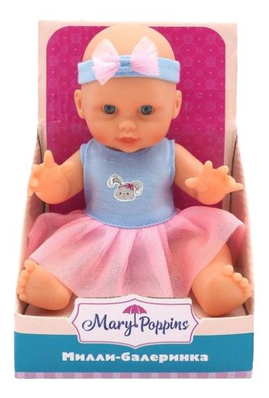 Кукла Mary Poppins Милли балеринка зайка